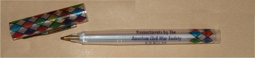 ACWS Translucent Ball Point Pen