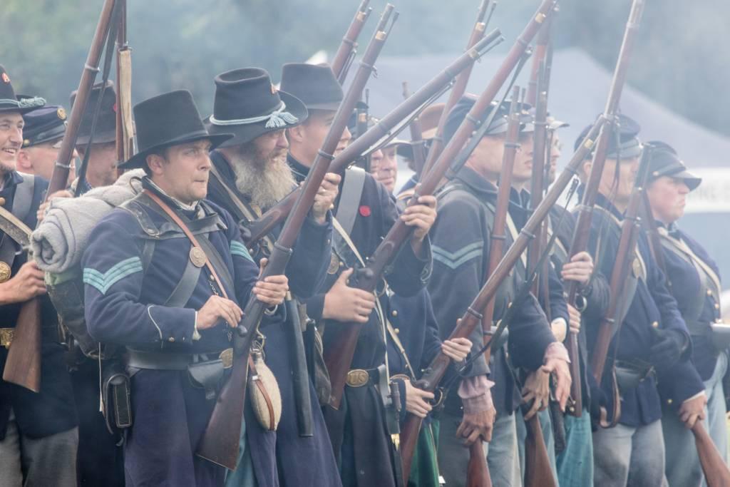 American Civil War Society (UK) Ltd - ACWS Home Page