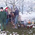 Avoncroft - Winter Camping