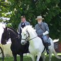 Sewerby Hall - Gettysburg Day 3 CS Generals Survey the Battle