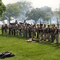 Sewerby Hall - Gettysburg Day 2 CS Companies Advance