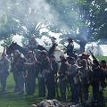 Sewerby Hall - Gettysburg Day 2 CS 2nd Company Firing