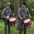 "Tatton - CSA Drummers | Courtesy <a href=""https://www.flickr.com/photos/griff_43nc/"" target=""_blank"" rel=""noreferrer"">Stephen Griffin (Flickr)</a>"